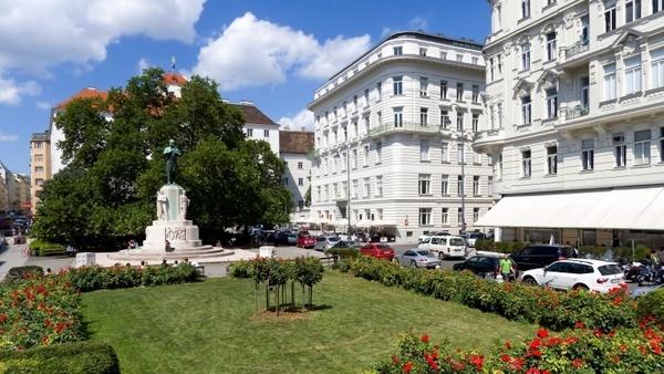 wien austria buildings