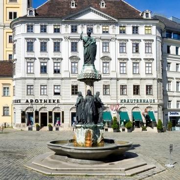 wien austria statue