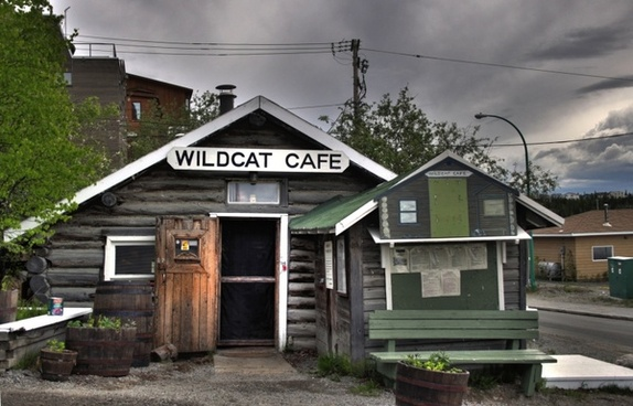 wildcat cafe yellowknife canada