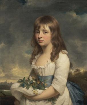 william beechey girl child