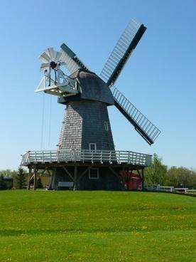 wind mill steinbach mennonite heritage village