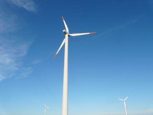 wind turbine wind energy wind power