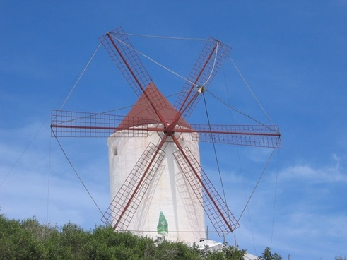 windmill mill windmills