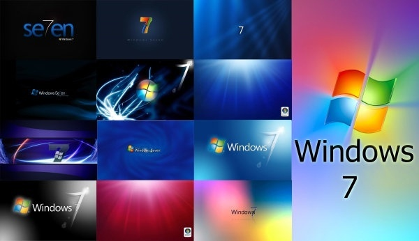 window7 desktop background