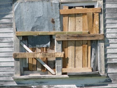 window building demolition