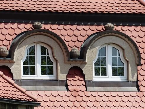 window home house roof