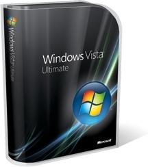 Window Vista Ultimate parket