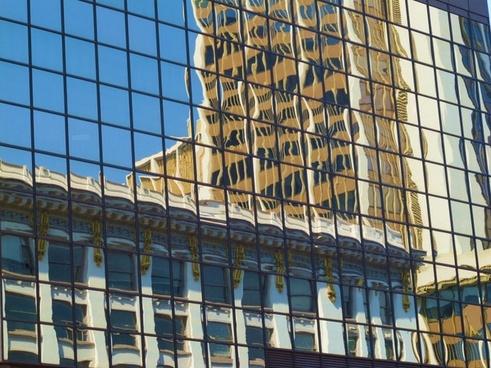 window windows mirrored