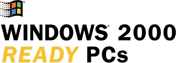 windows 2000 ready pcs 0