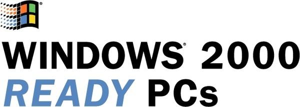 windows 2000 ready pcs