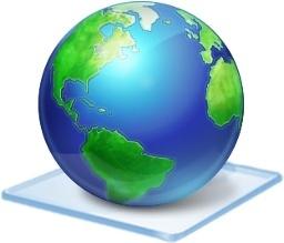 Windows 7 earth