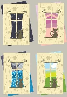 windows illustrator vector