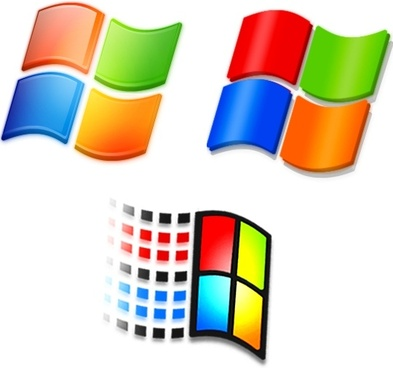 Windows System Logo Icons icons pack