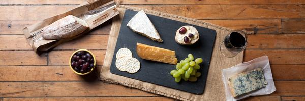 wine amp cheese platter