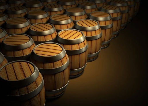 wine barrel 03 hd pictures