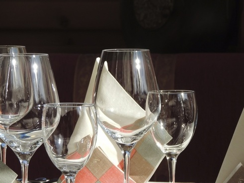 wine glass glass transparent