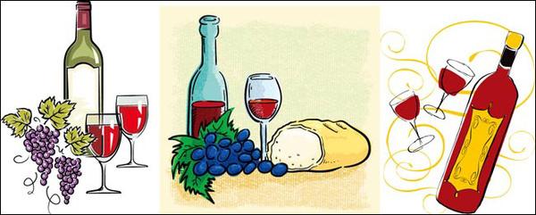 wine style vector