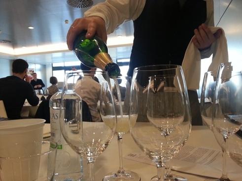 wine tasting wine service champagne tasting