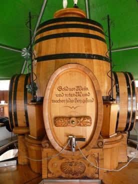 wine wine barrel drink