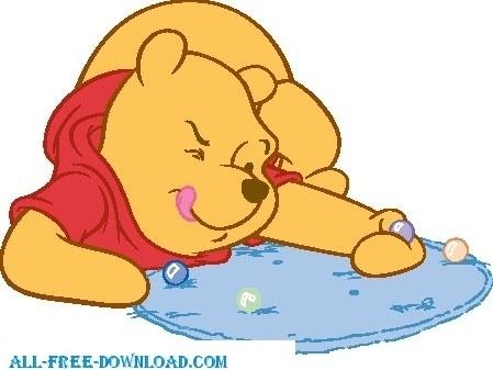 Winnie the Pooh Pooh 024
