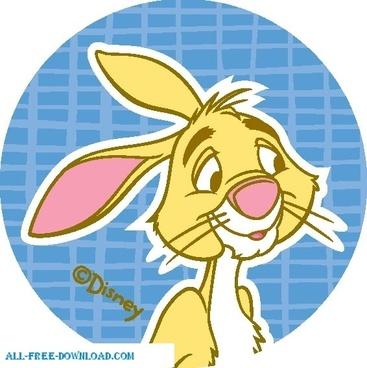 Winnie the Pooh Rabbit 003