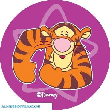 Winnie the Pooh Tigg 010
