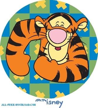 Winnie the Pooh Tigg 015