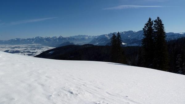 winter alpine pointed allg�u