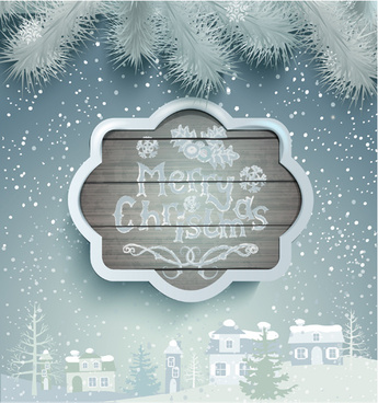 winter christmas and new year frame backgrounds
