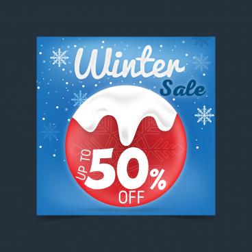 winter sale post