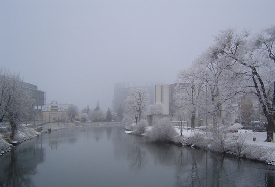 winter strasbourg european parliament