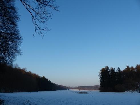 wintry lonetal winter
