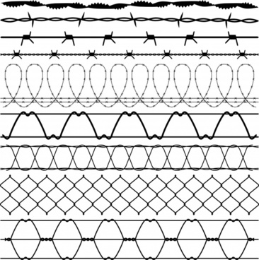 wire mesh elements templates black symmetric seamless design
