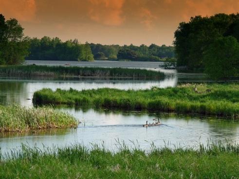 wisconsin landscape scenic