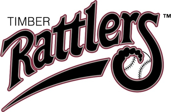wisconsin timber rattlers free vector download (57 free vector