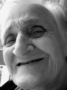 woman face smile