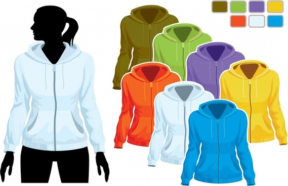 women39s tshirt dress costumes template vector