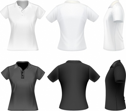 Women polo T-shirt