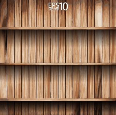 wood 02 vector