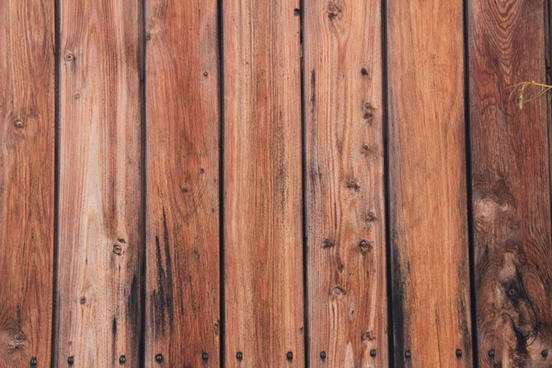 wood fence wall boards