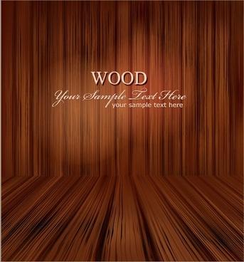 wood plank 05 vector