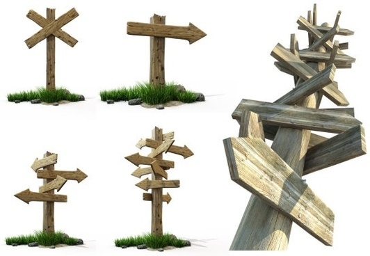 wood signs highdefinition picture