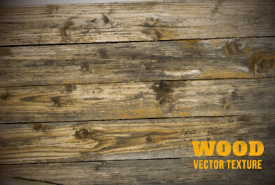 wood texture grunge style background vector