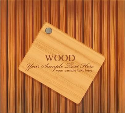 wooden floor texture background vector