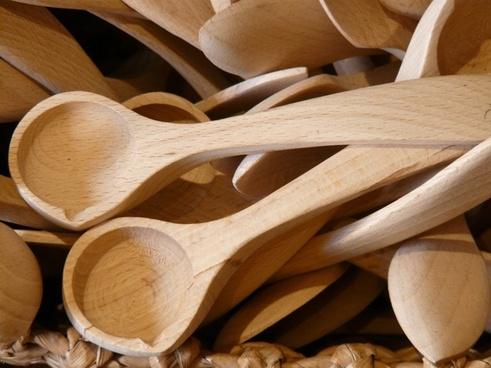 wooden spoon trowel creator