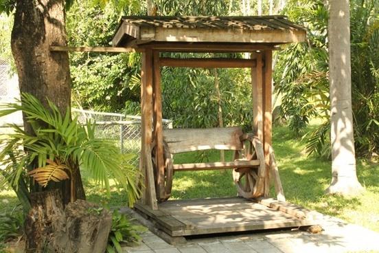 wooden swing 2