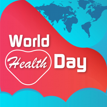 word health day banner