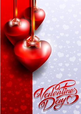 wordart romantic valentine39s day greeting cards vector bright ideas