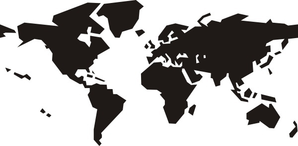 World map clip art free vector download 216265 free vector for world map clip art gumiabroncs Gallery