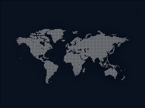 World Vector Map